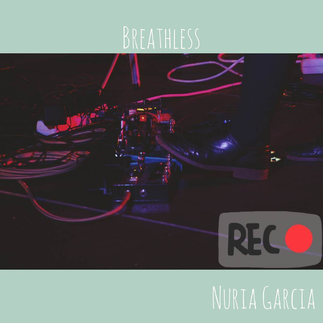Nuria Garcia - Breathless